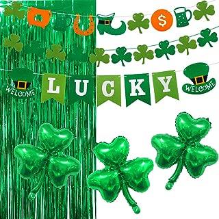 irish themed party decorations