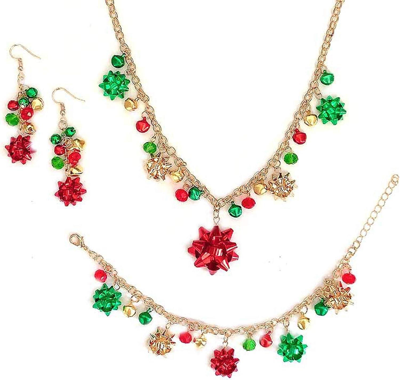 christmas jewelry Silver Jewelry enamel charm bracelet christmas bell  bracelet Jewelry christmas bell initial bracelet
