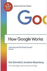 How Google Works Kindle Edition