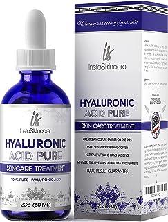 سرم Hyaluronic Acid برای پوست - فرمول قدرت بالینی بالقوه بهداشتی 100٪ - فرمول ضد پیری