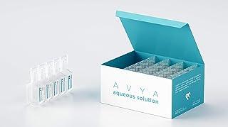 Avya 100% Pure Sea Salt Saline Sinus Rinse Solution 5 ml for Use with Avya Steam Inhaler, 30Pk(Packaging May Vary)