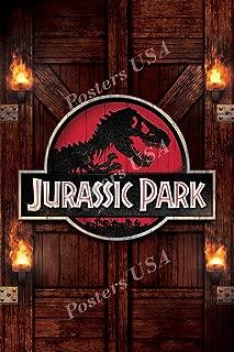 Posters USA Jurassic Park Original Movie Poster GLOSSY FINISH - MOV293 (24