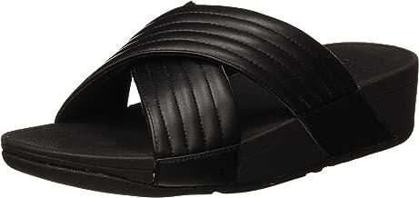 FitFlop Women's Lulu Padded Slide Sandal