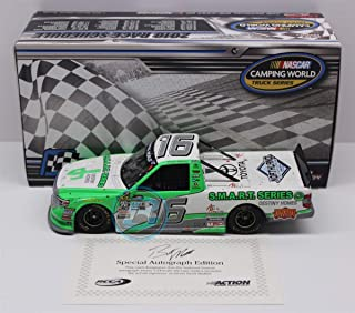 Lionel Racing Brett Moffitt Autographed 2018 S.M.A.R.T Series by Destiny Homes/Iowa Win 1:24