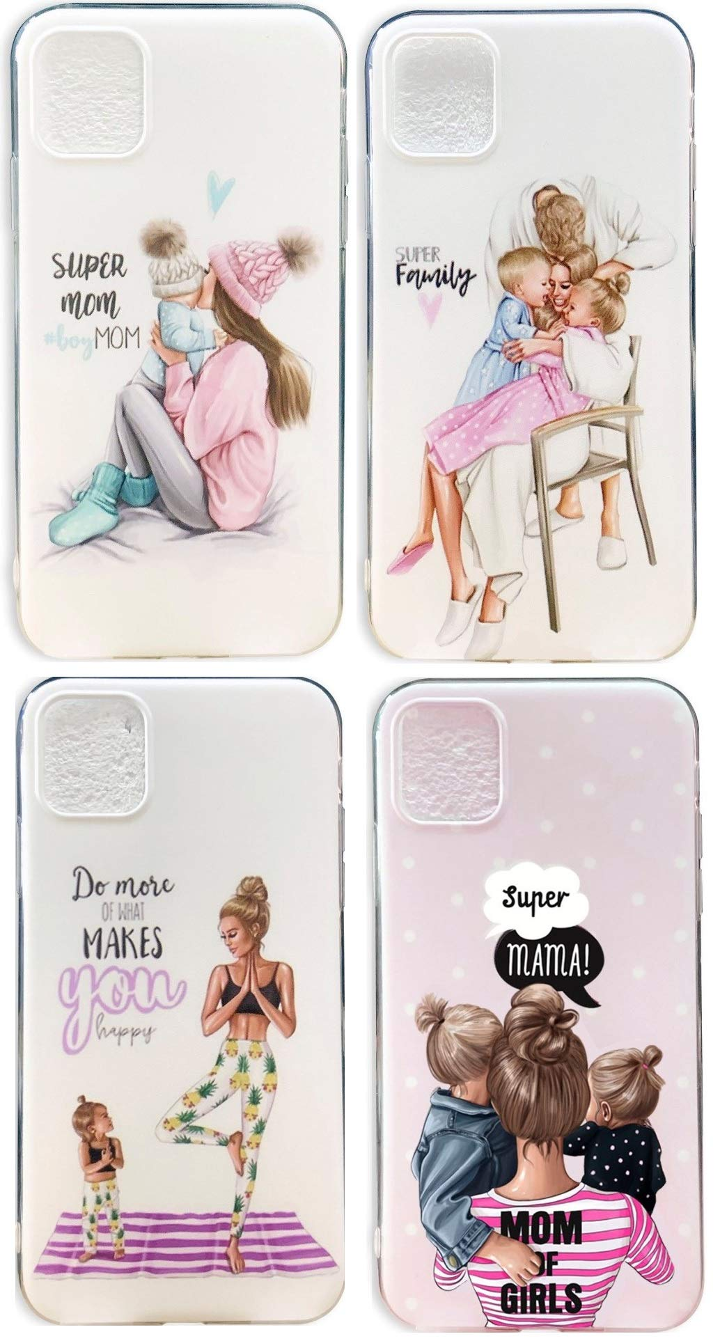 Amazon Com Iphone 11 Pro Plus Inspirational Quote Case Mom Dad Baby Girl Boy Family Silicone Case Shockproof Waterproof Slim Sleek Cover Compatible With All Iphone 11 Mode Iphone 11 Pro Max Dance Mom Electronics