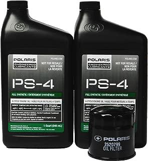 Polaris Sportsman X2 500 EFI Deluxe OEM Oil Change Kit 2877473