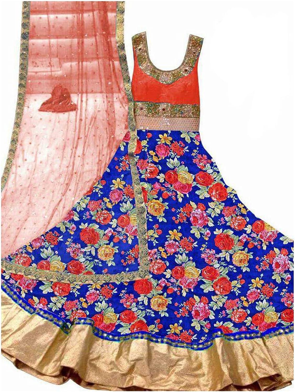 AMIT FASHIONS Indian Designer Lehengha Choli for Women