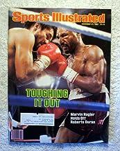Marvin Hagler defeats Roberto Duran - Sports Illustrated - November 21, 1983 - Boxing - SI