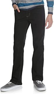 Big Boys, Performance Series Slim Straight Jean, Size 14 Regular(Dark Blue)