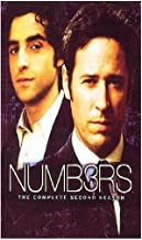 NUMB3RS:COMPLETE SECOND SEASON