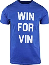 Win for Vin Mens T Shirts RIP Vin Scully Baseball Hall of Fame Broadcaster