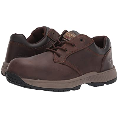 Dr. Martens Linnet SD Non-Metallic Steel Toe 4-Eye Shoe (Gaucho Connection) Lace up casual Shoes