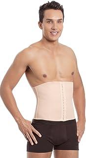 Esbelt Men's Waist Trimmer Posture Corrector Back Support Belt For Back Pain: ES407