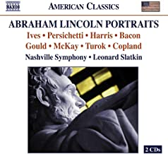 Orchestral Music - Ives, C. / Persichetti, V. / Harris, R. / Bacon, E. / Gould, M. / McKay, G.F. / Turok, P. / Copland, A....