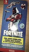 Fortnite Nintendo Switch Game Card - Skin Card