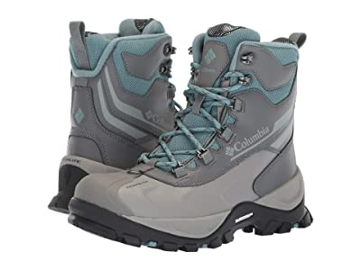 Columbia Bugaboot Plus IV Omni-Heat (Storm/Earl Grey) Women