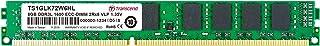 Transcend 8 GB DDR3L Low Voltage 1600 MHz ECC-DIMM 2R Desktop RAM (TS1GLK72W6H)