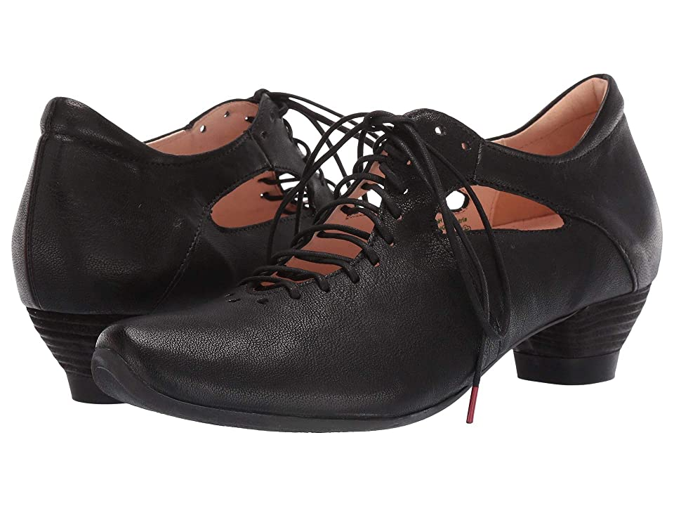 Vintage Dance Shoes- Where to Buy Them Think Aida - 84254 Schwarz Womens Shoes $295.00 AT vintagedancer.com
