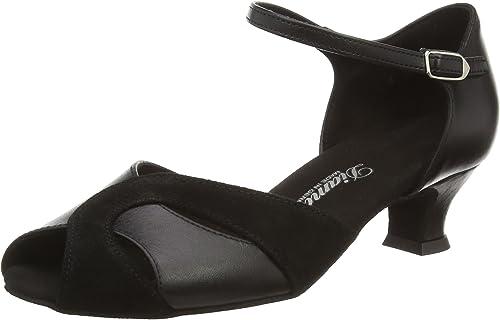 Diahommet femmes Tanzchaussures 011-011-070, Chaussures de Danse de Salon Femme