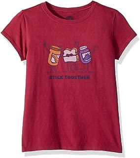 Life is Good Girls Crusher T-Shirt