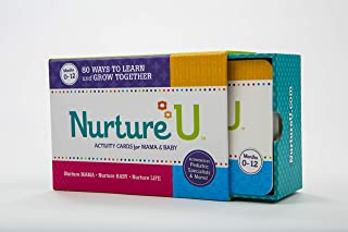 NurtureU Activity Cards for Mama and Baby 80 Ways to...