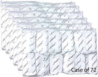 Craft Wrap - Plaster Cloth Bandage for Hobby Craft Scenery Belly Cast - 4 x 180 inches (5yd) Gauze Roll (Case of 72)