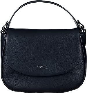 Plume Elegance Saddle Bag - Chain Strap Shoulder Top Handle Handbag for Women