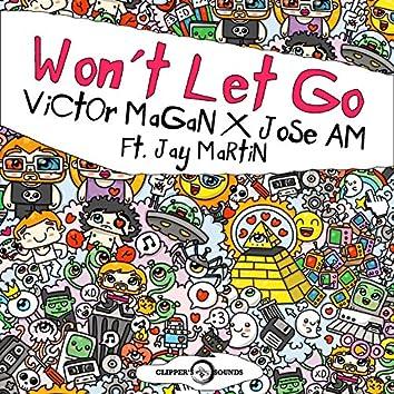 Won't Let Go (feat. Jay Martin)