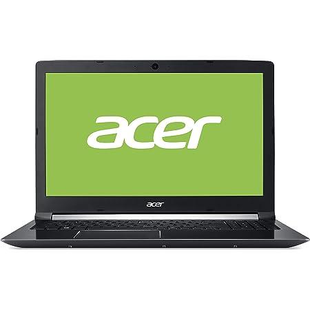 "Acer Aspire 7 A715-41G - Portátil 15.6"" FullHD (AMD Ryzen 5 3550H, 8GB RAM, 512GB SSD, NVIDIA GTX1650-4GB, Sin Sistema Operativo), Teclado QWERTY Español, Color Negro"