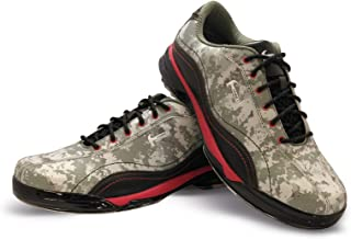 Hammer Mens Force Performance Bowling Shoes Camo/Red- Right Hand 9 1/2 M US