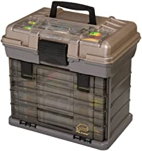 """Plano 137401 By Rack System 3700 Size Tackle Box, Multi, 16"""" X 12"""" X 17.25"""" 6lbs"""