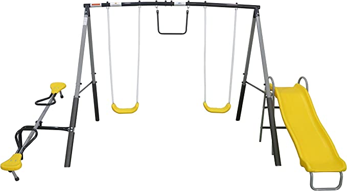 "XDP Recreation ""The Titan Swing Set - Best Swing Sets For Older Kids"