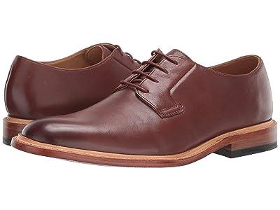 Bostonian No16 Soft Lace (British Tan Leather) Men