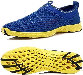 ddd96cf447c6b BOLOG Homme Femme Chaussures Aquatiques Chaussure d eau Mesh Respirante  Slip-on Séchage Rapide