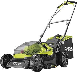 Ryobi RY18LM37A-140 18V ONE+ Cordless 37cm Lawnmower Starter Kit (1 x 4.0Ah) Amazon Exclusive