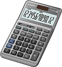 CASIO JF-120FM 12-Digit Standard Calculator, Tax & Exchange, Dual Power (JF-120FM)