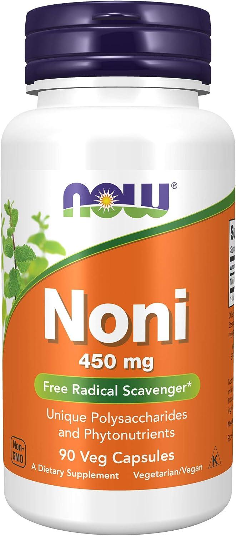 NOW Supplements Noni Morinda citrifolia 450 mg Max 48% OFF Free Radical Max 51% OFF