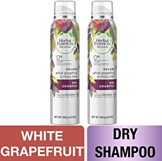 Best herbal essences white grapefruit and mint dry shampoo Reviews
