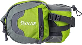 iColor Waist Bag For Unisex Bright Green
