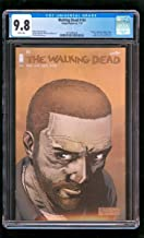 CGC 9.8 WALKING DEAD #144 IMAGE COMICS 2015 DEATH OF EZEKIEL ROSITA OLIVIA LUKE