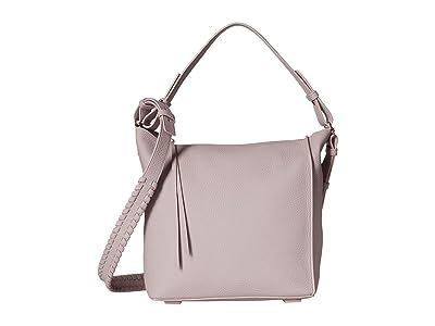 AllSaints Kita Crossbody (Lavender) Cross Body Handbags