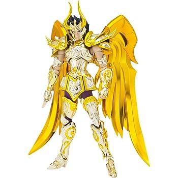 聖闘士聖衣神話EX 聖闘士星矢 カプリコーンシュラ(神聖衣) 約180mm ABS&PVC&ダイキャスト製 塗装済み可動フィギュア