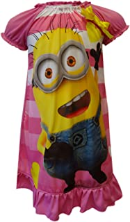 Best despicable me girls nightgown Reviews