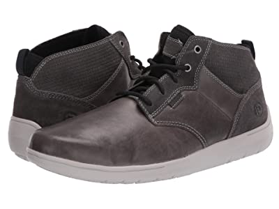 Dunham Fitsmart Chukka (Grey) Men