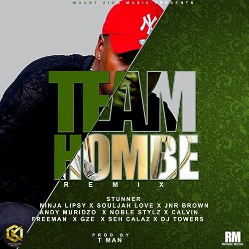 Team Hombe (Remix) de Ninja Lipsy, Freeman, Andy Muridzo ...