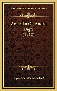 Amerika Og Andre Digte (1912)