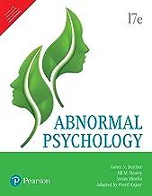 Abnormal Psychology, 17Th Edition