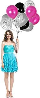 Best black pink silver party decorations Reviews