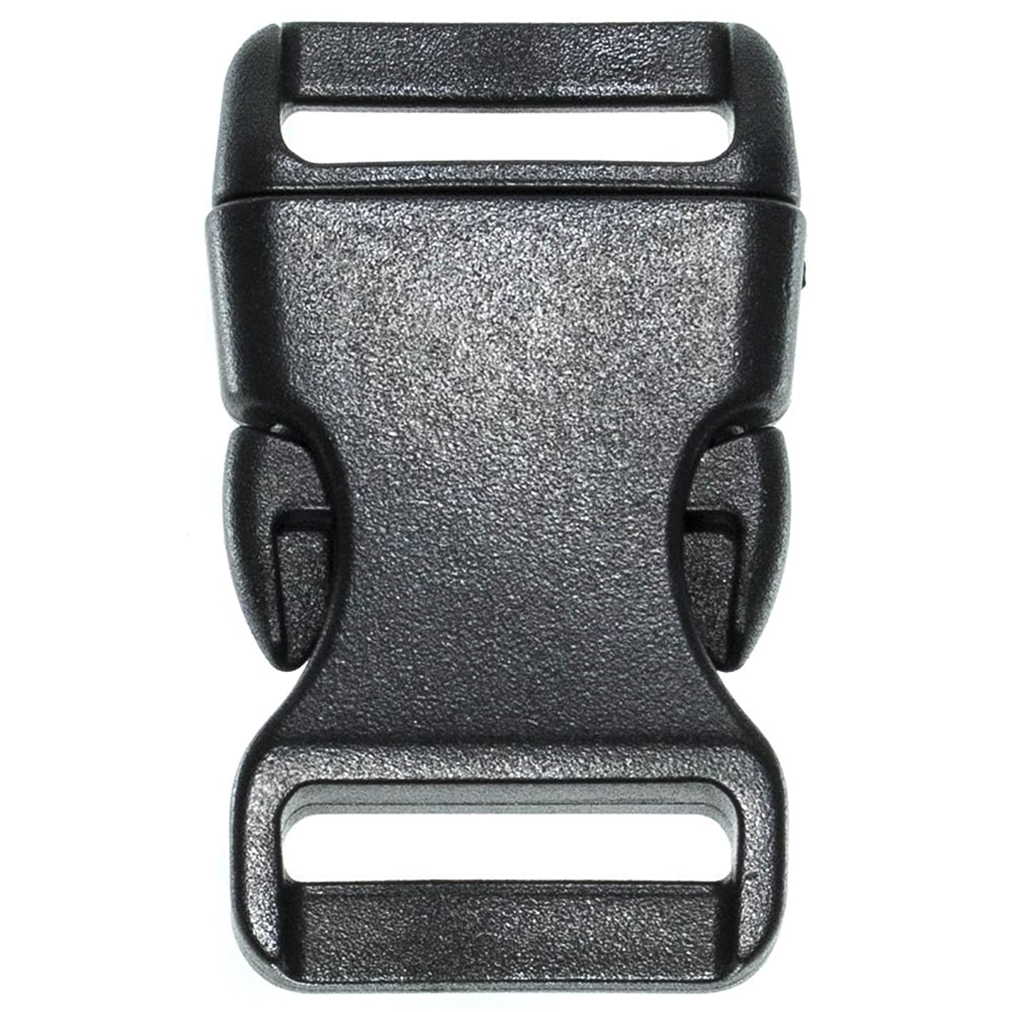 PARACORD PLANET Brand Contoured Side Release Black Buckle – Multiple Size and Quantity bmpihhkcnyw654