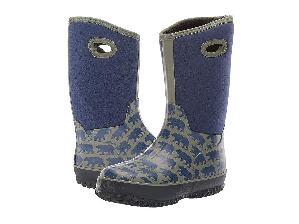 Hatley Kids Neoprene All Weather Boots (Toddler/Little Kid) (Black Bears) Boys Shoes